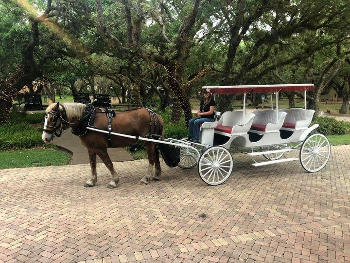 Tmx Sweet 51 1073759 1562079783 Arcadia, FL wedding transportation