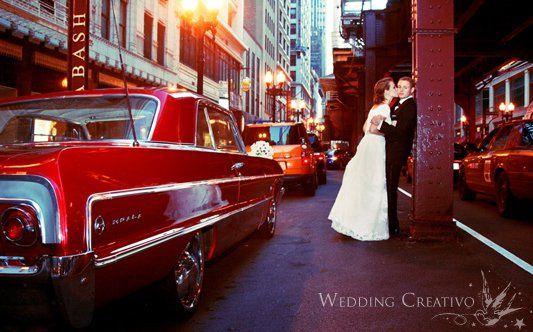 Wedding Creativo: urban