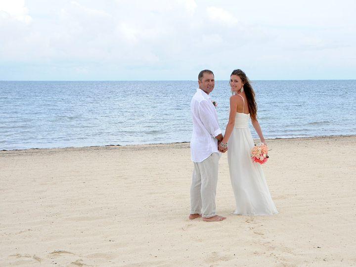 Tmx 1350489848608 BRIDEANDGROOMONBEACH Waukesha wedding travel