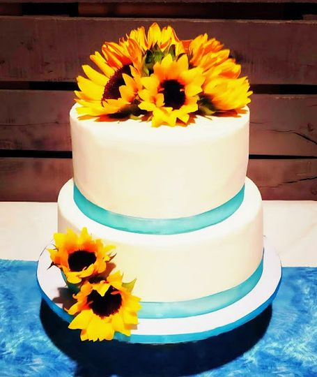 Sunflowers bring Sunshine