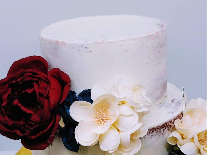Tmx Wedding 6 51 1226759 160700572043117 Converse, TX wedding cake