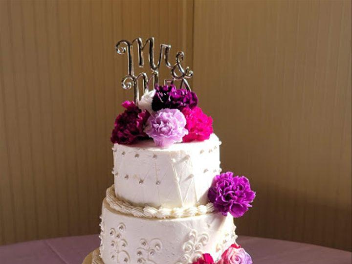 Tmx Wedding2 51 1226759 160700573485409 Converse, TX wedding cake
