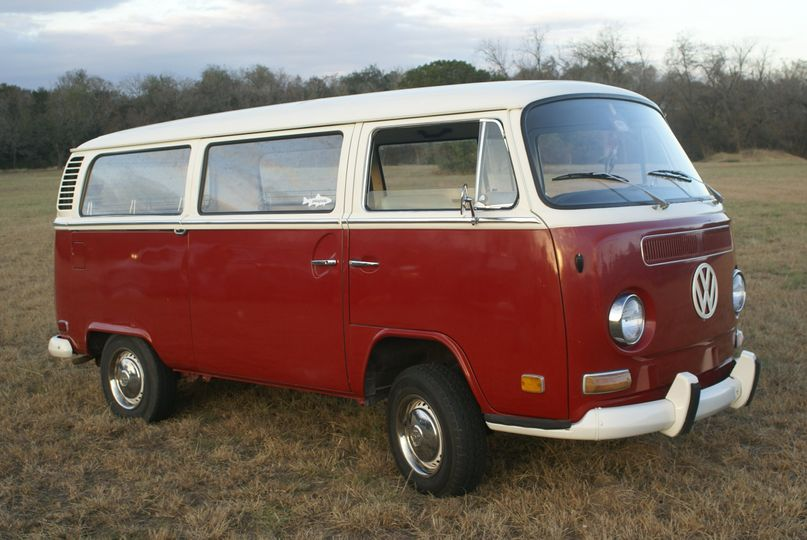 Jane the VW bus