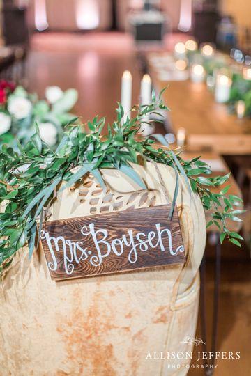 Brides Chair