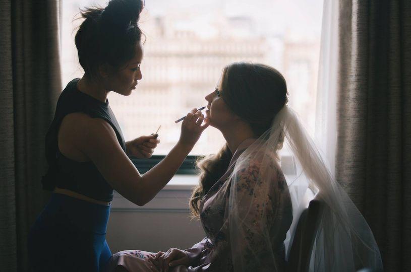 wedding onsite makeup 51 1027759