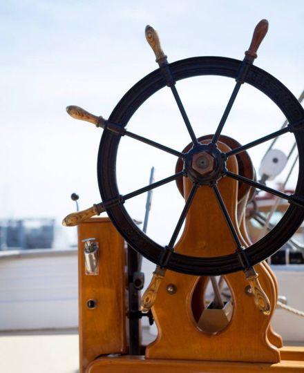 Classic design, modern vessel