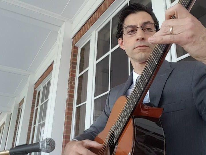 Tmx 1504620447476 Guitarwedding2 Fort Wayne, IN wedding ceremonymusic