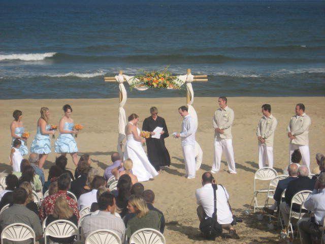 Getting married in virginia