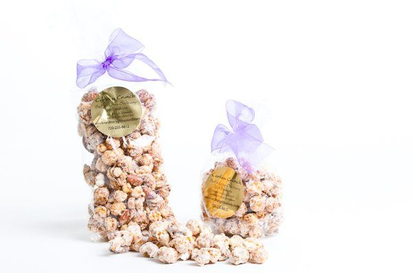 Small - $5.50 Large - $11.00  One of our most popular products, our Zicka's Crunch is caramel corn...