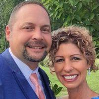 Mark and Nicole Redden