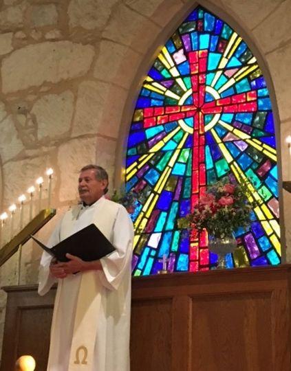 A spiritual priest