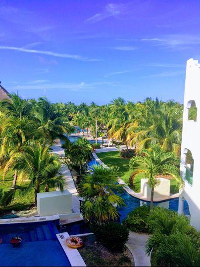 Destination wedding Cancun