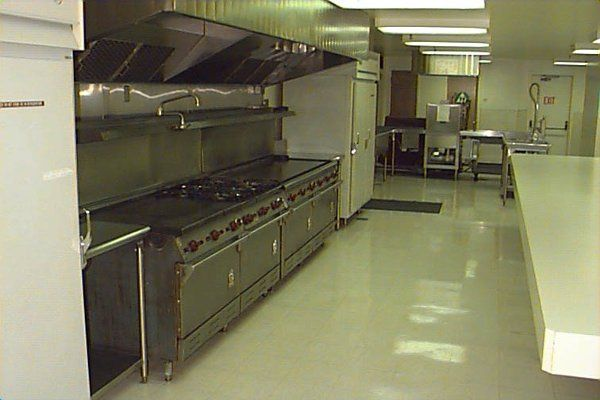 Veterans Memorial Kitchen