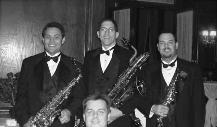 8 Ball Saxophone Quartet
