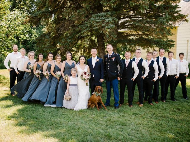 Tmx 1507683617071 Danielle And Cooper Wedding Party Hatton, ND wedding venue
