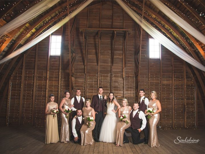 Tmx 1507683731831 Kc Barn Wedding Party Hatton, ND wedding venue