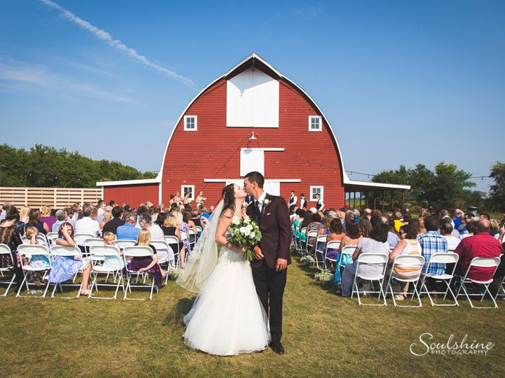 Tmx 1507683748927 Kc Barn Wedding Hatton, ND wedding venue
