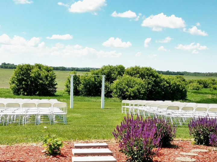 Tmx 1507683831743 River Ceremony Hatton, ND wedding venue