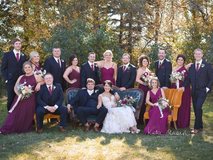 Tmx 1507685006949 Mb Wedding Couple Hatton, ND wedding venue