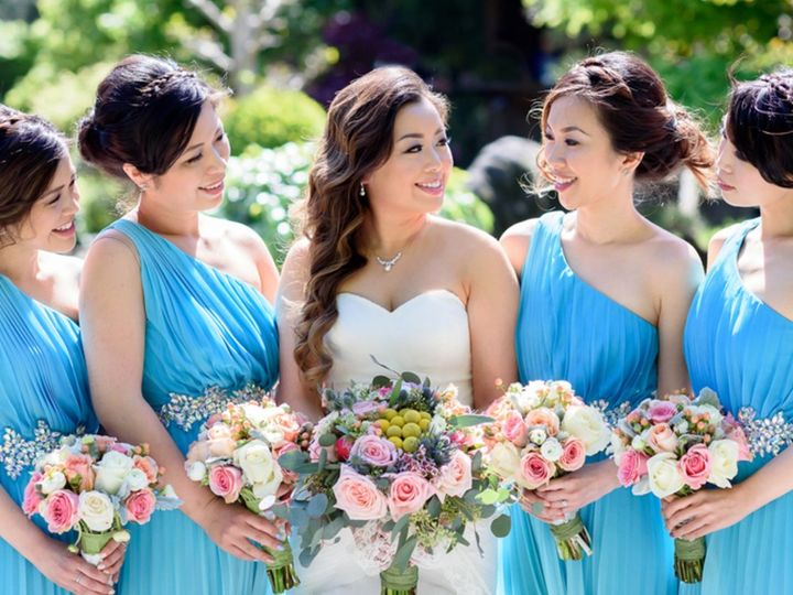Tmx Bride And Bridesmaids 51 143859 159399556280078 San Mateo, CA wedding venue