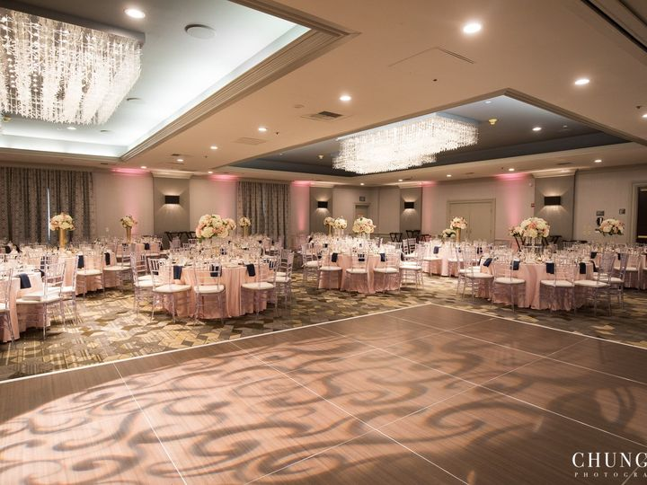 Tmx Convene Pink With Dance Floor 51 143859 159400219418369 San Mateo, CA wedding venue