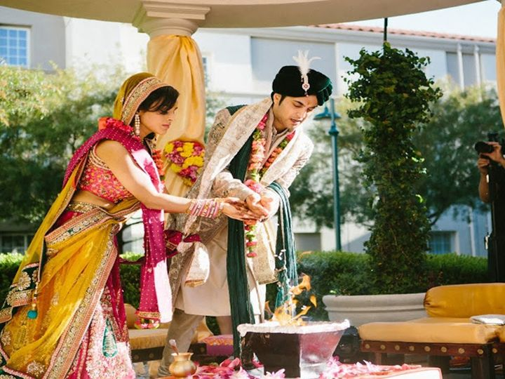 Tmx Indian Fire Ceremony 51 143859 159399641190013 San Mateo, CA wedding venue