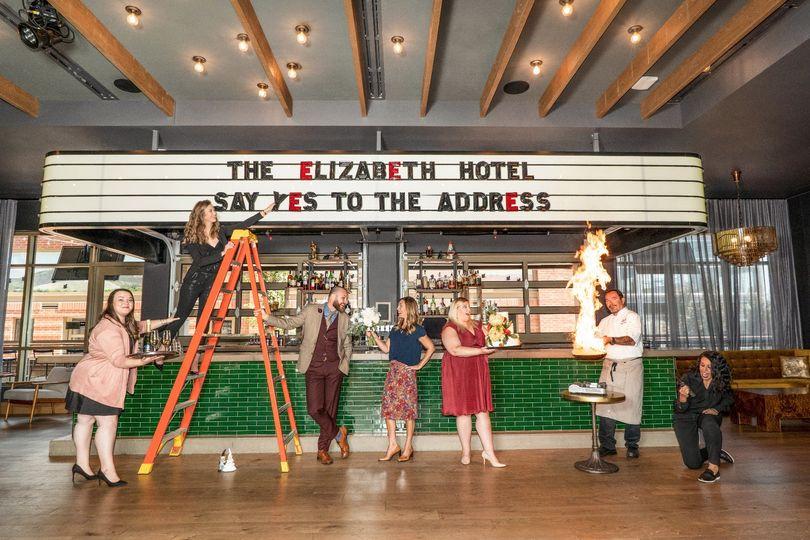 The Elizabeth Hotel