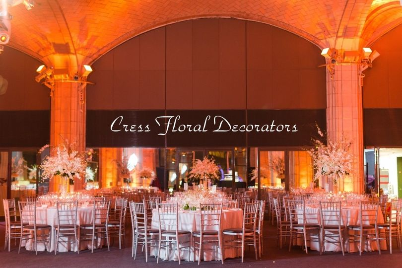 Cress Floral Makes the Room
