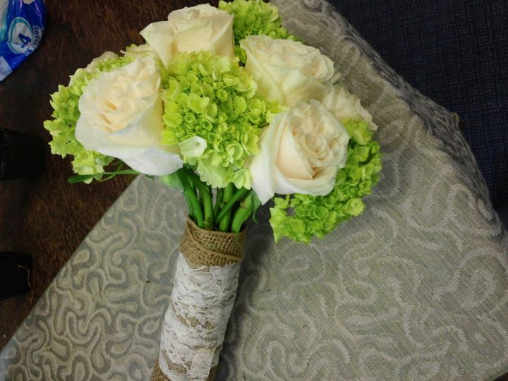 Tmx 1403521552086 Bridal Bouquet Culpeper, VA wedding florist