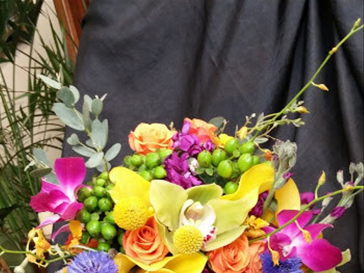 Tmx 1438075572740 Summer Bouquet Callas And Orchids 2 Culpeper, VA wedding florist
