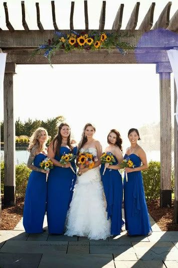 Tmx 1438565455640 Girls At Old House Culpeper, VA wedding florist
