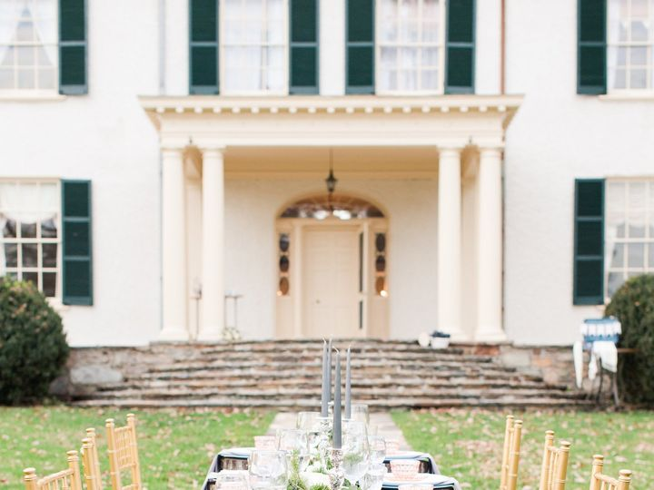 Tmx 1452170031495 Rust Manor House Leesburg Va Winter Wedding Inspir Culpeper, VA wedding florist