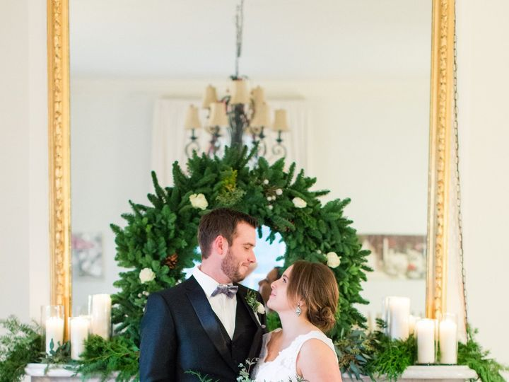 Tmx 1452170138149 Rust Manor House Leesburg Va Winter Wedding Inspir Culpeper, VA wedding florist