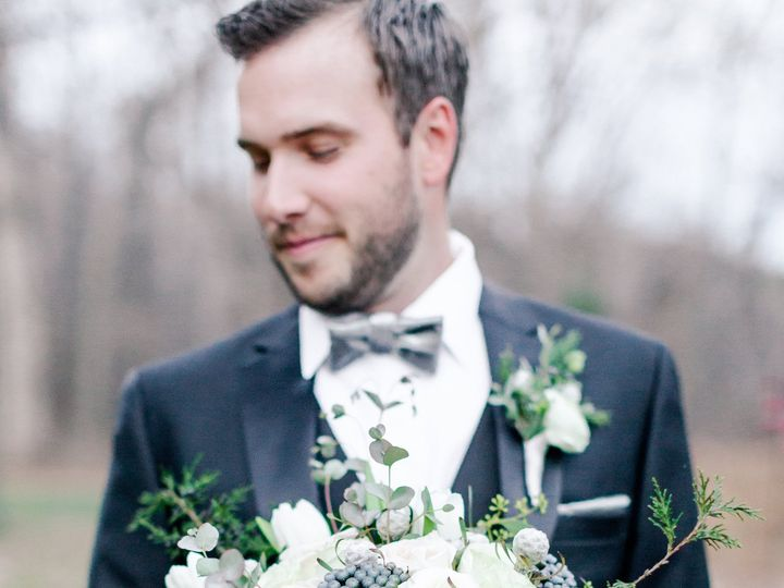 Tmx 1452170157705 Rust Manor House Leesburg Va Winter Wedding Inspir Culpeper, VA wedding florist