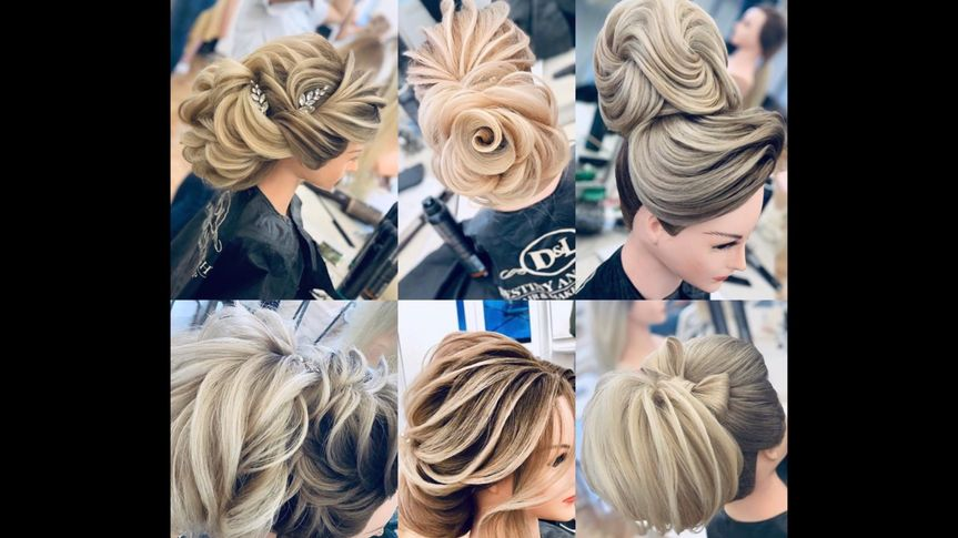 Russian and Persian Updos