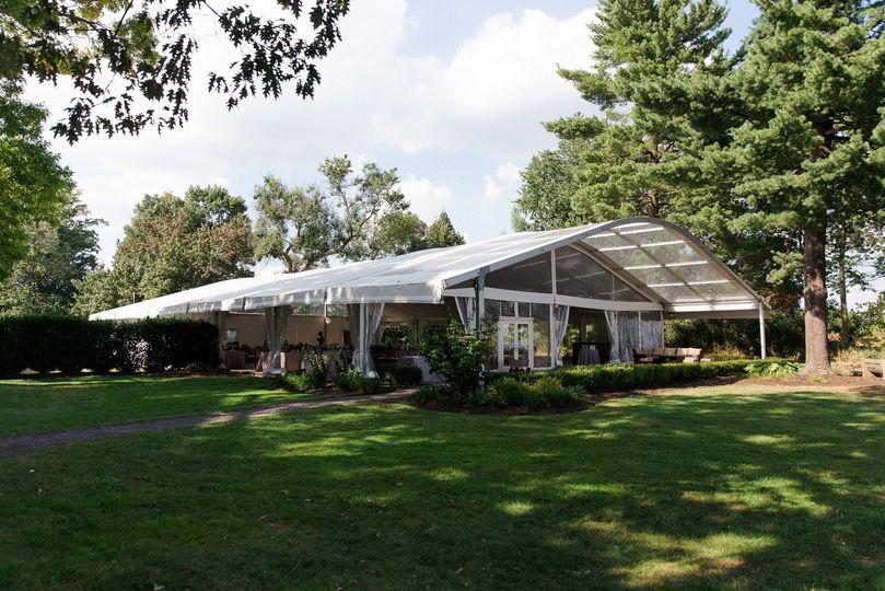Glen Foerd pavilion