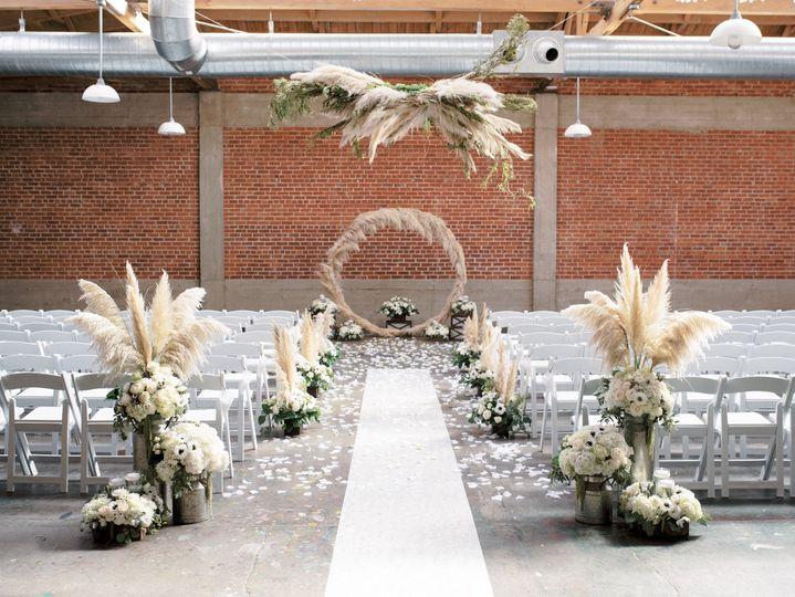Picturesque altar
