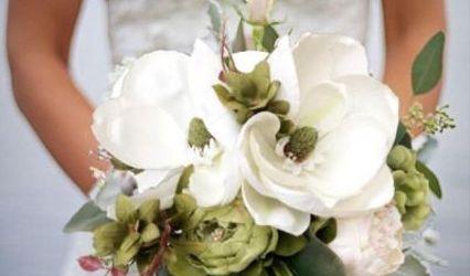 The Borrowed Blossom 1