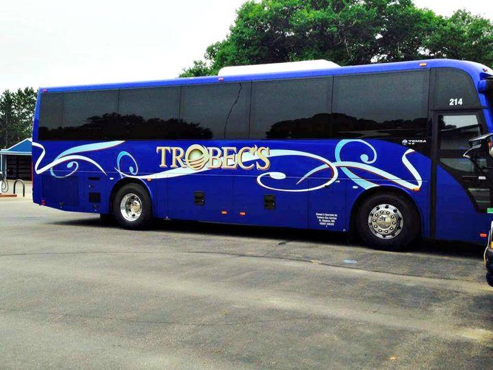 38 Passenger Coach Bus
