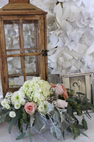 Vintage Wedding/ Crystal/Lace/Farm Tables