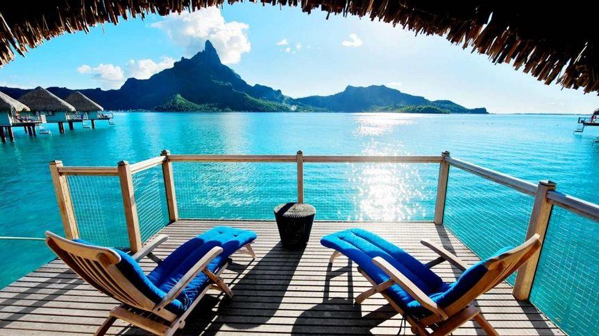 Meridien, Bora Bora