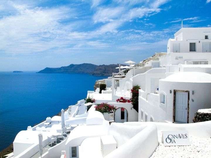 Canaves, Oia, Greece