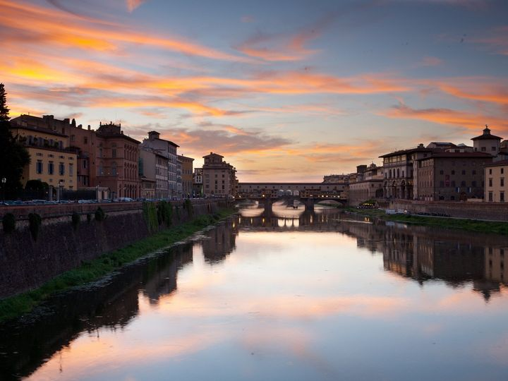 Tmx 1489347648080 Arnoriversunsetflorenceitaly Cambridge, Massachusetts wedding travel