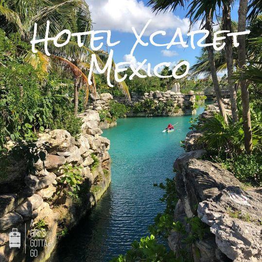 Hotel XCaret, Mexico