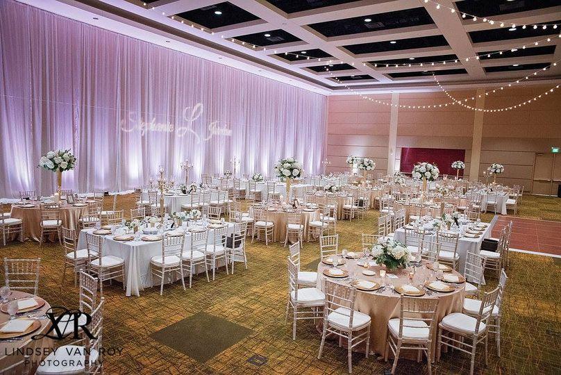 Grand Ballroom EFGH