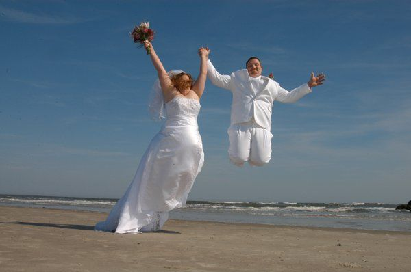 Couple jump shot