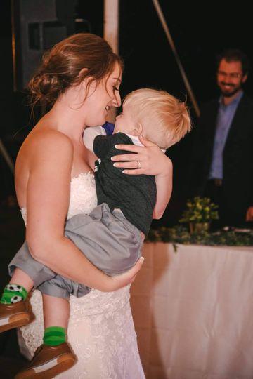 Cute moment