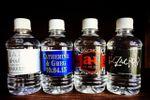 Aqua Custom Label Bottling image