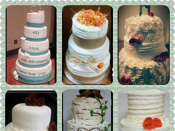 Tmx 1468347117751 Photogrid14368942715321 Dunn wedding cake