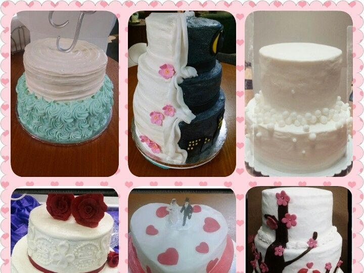 Tmx 1468347120724 Photogrid14368944652151 Dunn wedding cake